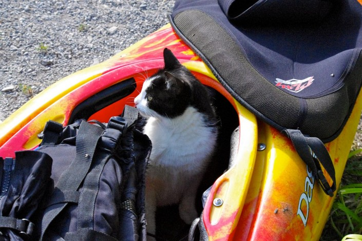 kayak ubaye à barcelonnette