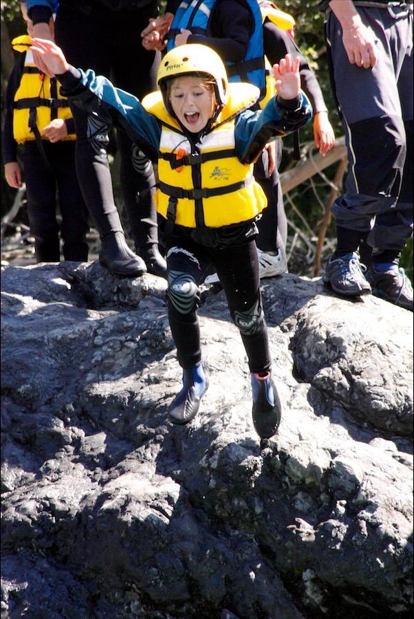 descente familiale rafting serre-ponçon